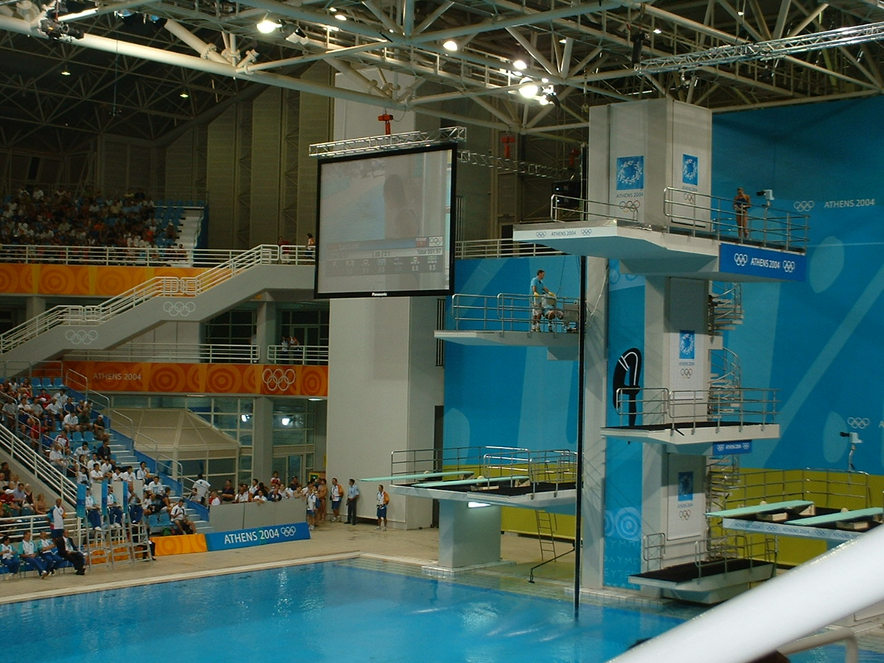 High Diving Board - Viewing Gallery